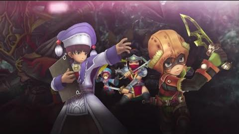 Final Fantasy Explorers - Trailer de lancement