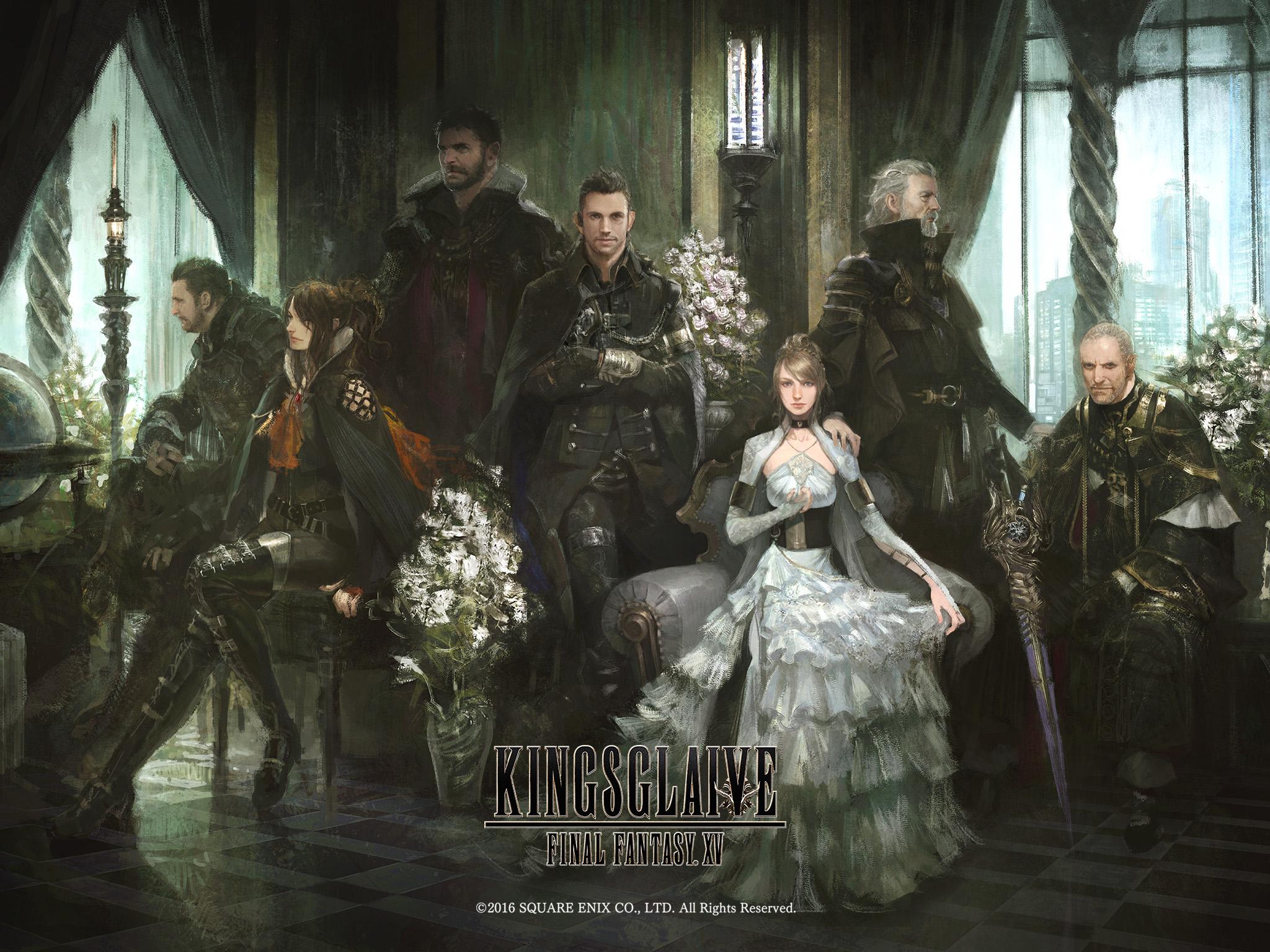 kingsglaive final fantasy xv noctis