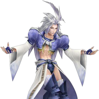 Kuja's first alt.