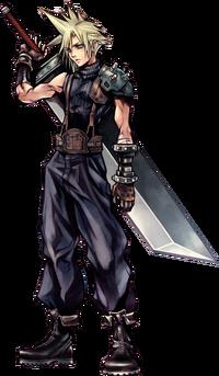 Cloud Strife (Dissidia Final Fantasy)