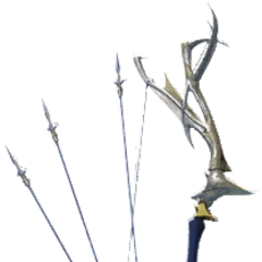 Bartz's Mythril Bow in <i><a href=