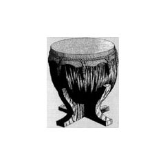 Earth Drum artwork from <i><a href=