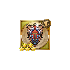 Flame Shield in <i>Final Fantasy Record Keeper</i> [FFT].