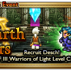 The Earth Stirs's global event banner.