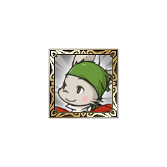 Moogle Thief icon in <i>Final Fantasy Tactics S</i>.