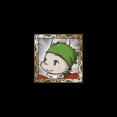 Moogle Thief icon in <i>Final Fantasy Tactics S</i>.