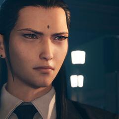 <i>Final Fantasy VII Remake</i>.