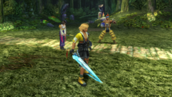 FFX Victory Poses