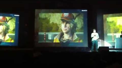 Final Fantasy XV Official Trailer Analysis & Tech Demo (Comic Fiesta 2014)