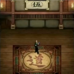 AVALANCHE Wutai base in <i>Before Crisis -Final Fantasy VII</i>.