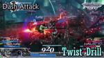 DFF2015 Twist Drill