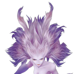 Terra's EX Mode. Her Esper Form, based on concept art.