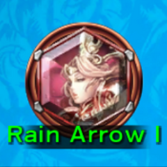 Brynhildr (Rain Arrow I).