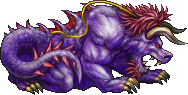 FFIV Behemoth PSP