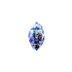 Setzer's Memory Crystal.