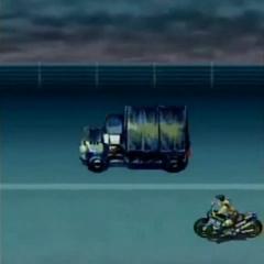 Шоссе в <i>Before Crisis -Final Fantasy VII-</i>.