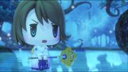 Yuna World of Final Fantasy Jump Festa 2016