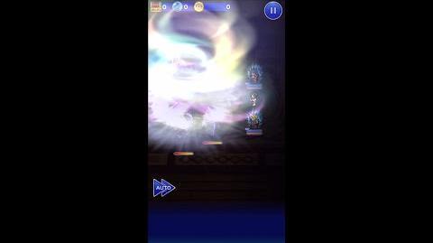 【FFRK】ユフィ必殺技『鎧袖一触』