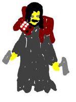 Awesome grueslayer sketch by John