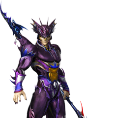 Aloof Dragoon A.