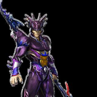 Lone Dragoon A.