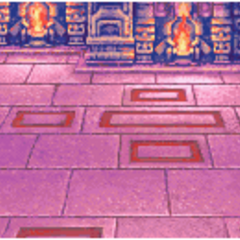 Mysidian Tower battle background in <i><a href=