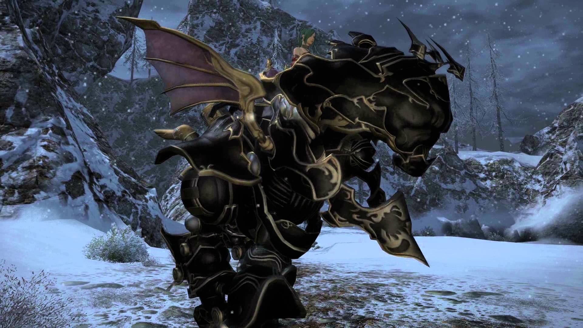 Final Fantasy XIV allusions/Final Fantasy series | Final