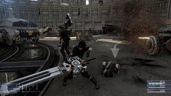 FFXV Batalha