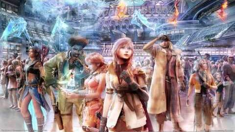 FINAL FANTASY XIII OST -PLUS- 03 - M1 No
