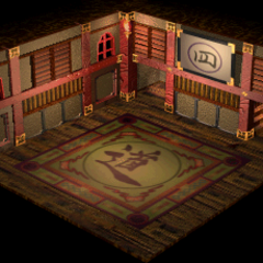 Wutai, Godo's Pagoda (Floor 4).