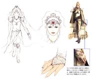 Rosa DS Sketch