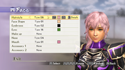 SW4II Lightning Hairstyle
