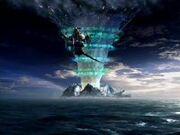 Shimmering Island