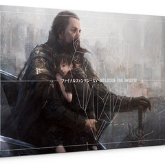 <i>The Art and Design of FINAL FANTASY XV</i>