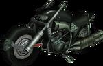 Crisis Core - Hardy Daytona Model