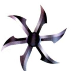 Magic Shuriken in <i><a href=