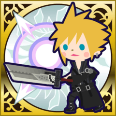 <i>Final Fantasy Airborne Brigade</i> (SR Legend) [FFVII].