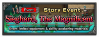 FFBE Event Sieghard The Magnificent