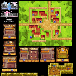 Bafsk Map (GBA).