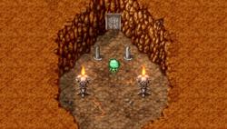 FFIV PSP Sealed Cave