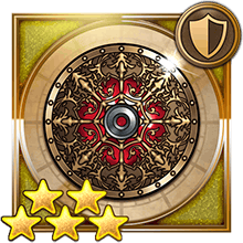 FFRK Ruby Shield Type-0