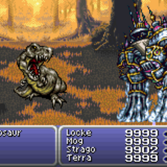 Alexander is summoned (GBA).