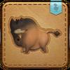 FFXIV Buffalo Calf Minion Patch