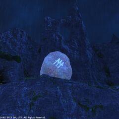 Perdra de Halone em <i>Final Fantasy XIV</i> (<i>1.0</i>).