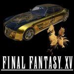 FFXV Gold Chocobo PSN