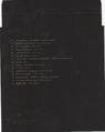 FFXV OST2 CD Disc5 Back