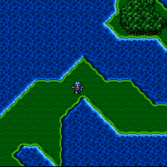 <i>Final Fantasy IV</i> (SNES).