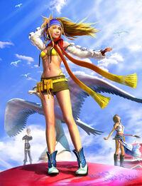 Rikku Poster