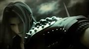 Sephiroth in Opening