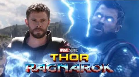 """Thor Arrives in Wakanda, but with """"Immigrant Song"""""""